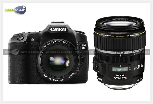 Canon 40D & 17-85is (CF4Gb)