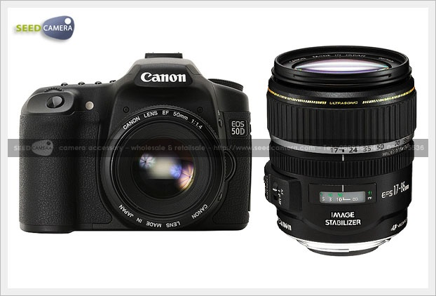 Canon 50D & 17-85is