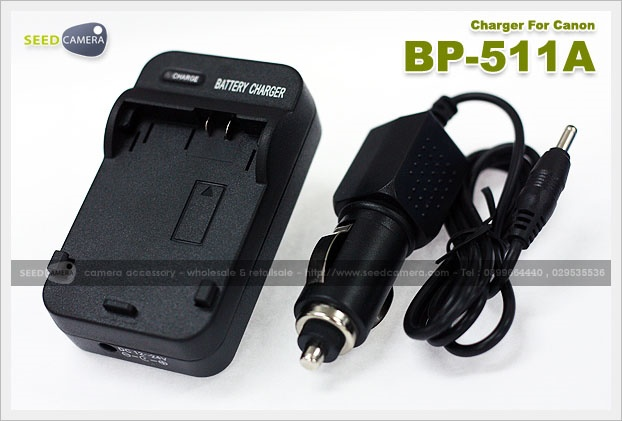 Charger For BP-511A