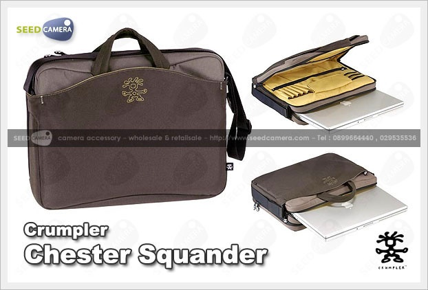 Crumpler Chester Squander (Brown)