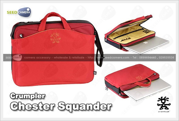 Crumpler Chester Squander (Red)