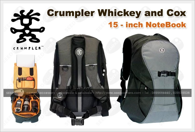 Crumpler Whickey and Cox