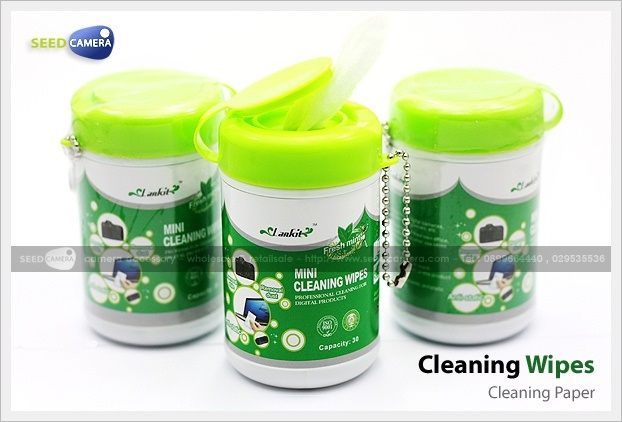 Mini Cleaning Wipes