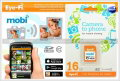 Eye-Fi Mobi SDHC Wi-Fi Card 16 Gb (Class 10)