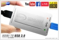 HDMI to USB 3.0 Capture Live Streaming 1080P (สำหรับ Live สด)