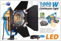 1000W LED Fresnel Continuous Light 3200K-5500K