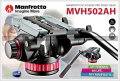 Manfrotto MVH502AH Flat Base Pro Video Head