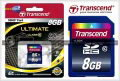 Transcend SDHC Class 10 Ultimate 8Gb