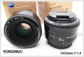 เลนส์ Yongnuo YN 50mm f/1.8 Lens for Canon EF Mount