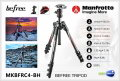 ขาตั้งกล้อง Manfrotto BeFree Carbon Travel Tripod (MKBFRC4-BH)