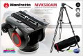 ขาตั้งกล้อง Manfrotto MVK500AM Tripod System with Carrying Bag