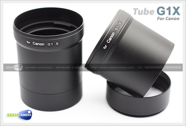 Adapter Tube for Canon G1X