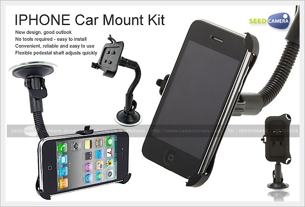 Car Holder for iPhone 4