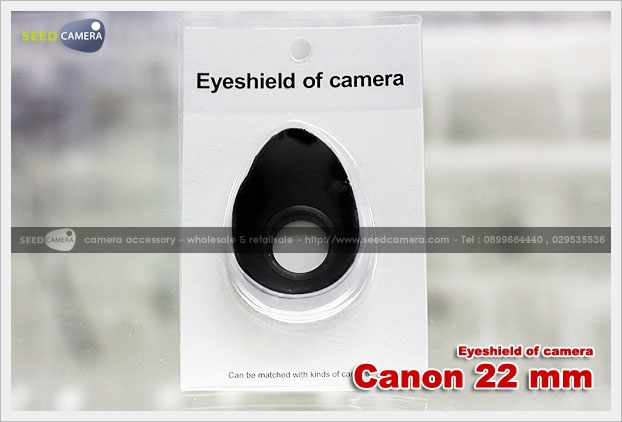 EyeShield For Canon 22mm