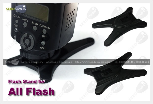 Flash Stand for All Flash