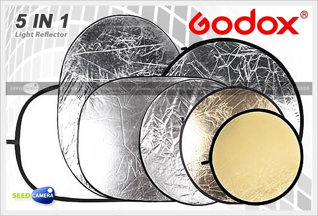 Godox Collapsible 5 in 1 Light Reflector