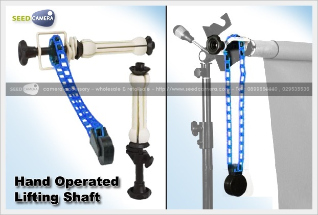 Hand Operated Lifting Shaft