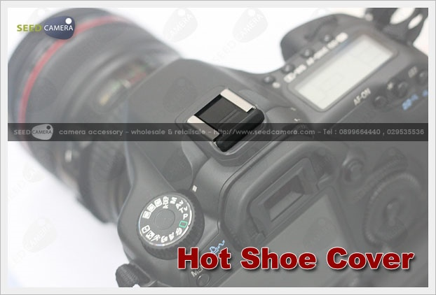 Hot Shoe Cover