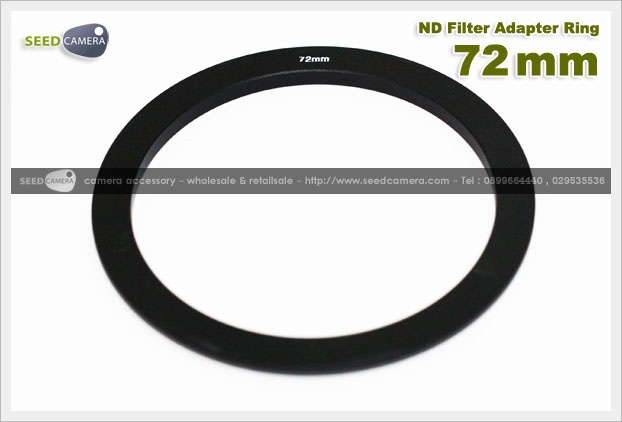 ND Adapter Ring 72mm