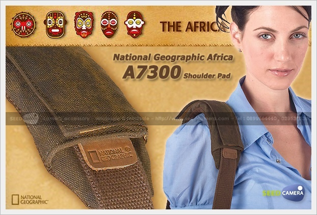 National Geographic Africa A7300 Shoulder Pad