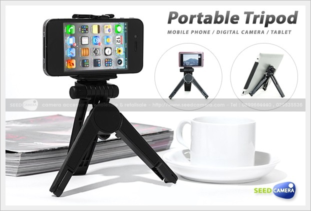Portable Stand For SmartPhone and Camera