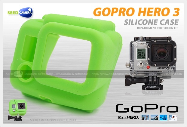 Silicone Covers for GoPro HERO 3