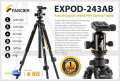 Fancier Expod-243AB PRO Camera Tripod