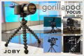 JOBY GorillaPod Focus GP8 Flexible Tripod