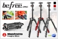 ขาตั้งกล้อง Manfrotto BeFree One Travel Tripod (MKBFR1A4B-BH)