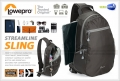 กระเป๋ากล้อง Lowepro StreamLine Sling (Camera + Tablet 10 inch)