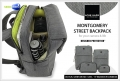 กระเป๋ากล้อง ACME MADE - Montgomery Street Backpack (Gray)