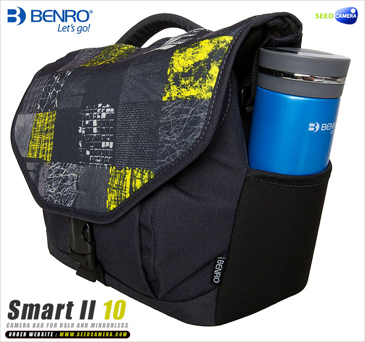 กระเป๋ากล้อง Benro Smart II 10 (iPad Mini) for DSLR & Mirrorless
