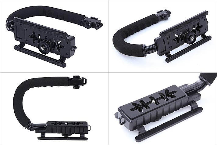 Video & Camera Stabilizing Handle Grip (CC-VH-02)