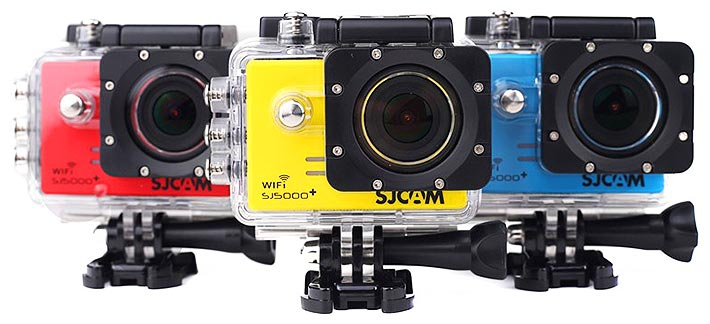 กล้อง SJCAM SJ5000+ Plus WiFi Action Camera Full HD 1080P ของแท้