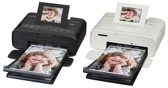 Canon Selphy CP 1200 Compact Photo Printer (Wi-Fi)